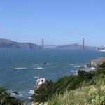 Golden Gate views a short hike away