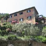 Home of Frances Mayes (Under the Tuscan Sun)