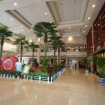 Tiantan hotel lobby