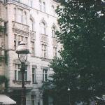 As it looks from the street-  Herrenhaus!