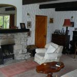 fireplace, livingroom, Rhu Gorse