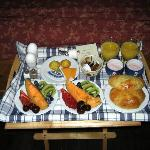 Harrison Heritage B&B - breakfast
