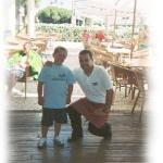 Jose-the best waiter and nice guy 2007