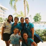 kids clubreps and Lucy..swim rep  2007