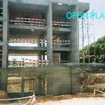 Open plan