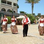 Canarian dancers