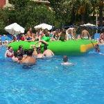 This is the pool every Friday until 1pm