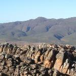 The breathtaking Swartberg Pass