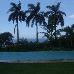 View from Trinity Villa