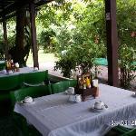 Sailom Hotel Hua Hin - Restaurant where they served breakfast