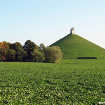 Lion's Mound, Panorama & Visitor's Center