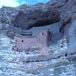 Montazuma Castle within minutes of Lodge