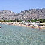 Pefkos Beach