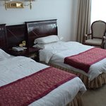 Double bed and large single bed