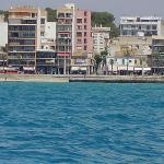 Toward hotels from sea 1
