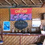 Bar with meal menu