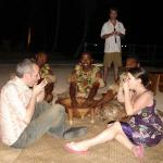 Kava ceremony Highly recommended you go great fun