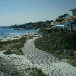 playa de areas sangenjo