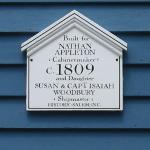 Information & year built plaque