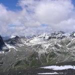 View from Piz Nair
