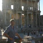 Nearby Ephesus library