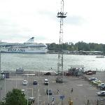 Grand Marina Helsinki - View from room