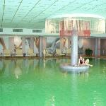 George Ots Hotel-indoor swimming pool