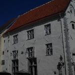 Three Sisters Tallinn - Hotel facade