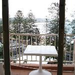 Crowne Plaza Terrigal-balcony