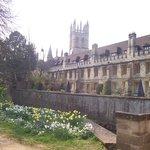 Magdalen College Foto