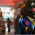 Inside Dylan's Candy Bar