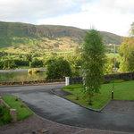 View from room - Eilean B&B