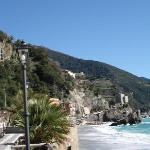 Monterosso, near train station