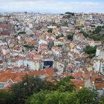 The city of Lisbon!