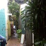 alleyway by Main St., Charlotte Amalie, St. Thomas
