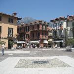 menaggio piazza