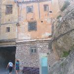 Ancient Building in Cuenca