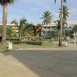 Grand Paradise grounds