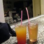 Cocktail du bar