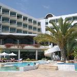 Hotel Rear (Sea View Rooms)