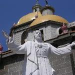 Cathedral in Mazatlan.