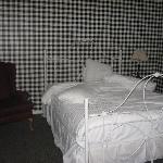 Suite, bed