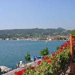 View from Hotel Veranda