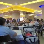 El restaurante buffet ''El Curt''