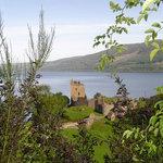 Castle Urquart, Loch Ness