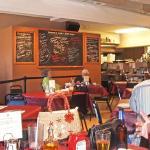 Danny's Cafe - left inside view