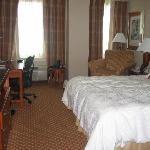 Room at the Hilton Garden Inn
