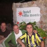 Hotel Villa Monte Foto