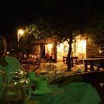 A relaxing evening in O Dias taverna