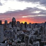 Sunset in Recoleta (17013897)